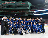 - The UMass Boston Beacons defeated the Babson College Beavers 5-1 on Thursday, January 12, 2017, at Fenway Park in Boston, Massachusetts.