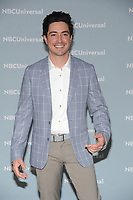 NEW YORK, NY - MAY 14: Ben Feldman at the 2018 NBCUniversal Upfront at Rockefeller Center in New York City on May 14, 2018.  <br /> CAP/MPI/PAL<br /> &copy;PAL/MPI/Capital Pictures