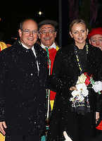 The Princely family of Monaco attends the 38th Circus Festival opening - Monaco