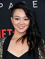 09 April 2018 - Hollywood, California - Kiki Sukezane. NETFLIX's &quot;Lost in Space&quot; Season 1 Premiere Event held at Arclight Hollywood Cinerama Dome. <br /> CAP/ADM/BT<br /> &copy;BT/ADM/Capital Pictures