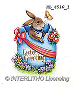 EASTER, OSTERN, PASCUA, paintings+++++,KL4510/1,#e#, EVERYDAY ,rabbits
