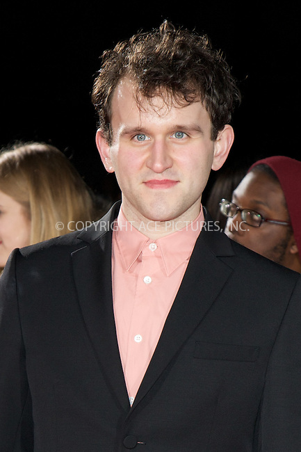 www.acepixs.com<br /> <br /> February 16 2017, London<br /> <br /> Harry Melling arriving at the UK premiere of 'The Lost City of Z' at The British Museum on February 16, 2017 in London<br /> <br /> By Line: Famous/ACE Pictures<br /> <br /> <br /> ACE Pictures Inc<br /> Tel: 6467670430<br /> Email: info@acepixs.com<br /> www.acepixs.com