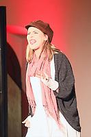 """Mariella Maaß singt ein Stück aus """"Anastasia""""- Gross-Gerau 01.10.2016: Musical Benefizshow für BIA Foundation für Kinder in Nepal in der Groß-Gerauer Stadtkirche"""