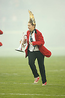 4 November 2006: The Stanford Band during Stanford's 42-0 loss to USC at Stanford Stadium in Stanford, CA.