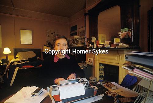 Clive Murphy. Brick Lane flat, East London 1970s. UK