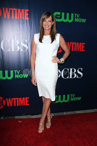 LOS ANGELES, CA - AUGUST 10: Allison Janney at the CBS, CW, Showtime Summer TCA Party, Pacific Design Center in Los Angeles, California on August 10, 2015. Credit: David Edwards/MediaPunch