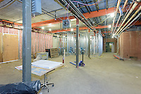 Major Renovation Litchfield Hall WCSU Danbury CT<br /> Connecticut State Project No: CF-RD-275<br /> Architect: OakPark Architects LLC  Contractor: Nosal Builders<br /> James R Anderson Photography New Haven CT photog.com<br /> Date of Photograph: 27 December 2016<br /> Camera View: 09 - First Floor Recreation