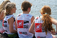 ORLANDO, FL - April 29:  Waiting their turn to compete. Scenes from  WWA Nautique Wake Series Open 2017 at  the Orlando Watersports Complex on April 29, 2017 in Orlando, Florida. (Photo by Liz Lamont/Eclipse Sportswire/Getty Images)