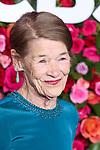 NEW YORK, NY - JUNE 10:  Glenda Jackson attends the 72nd Annual Tony Awards at Radio City Music Hall on June 10, 2018 in New York City.  (Photo by Walter McBride/WireImage)