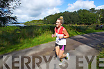 Janette Ryan who took part in the Killarney Women's Mini Marathon on Saturday last.