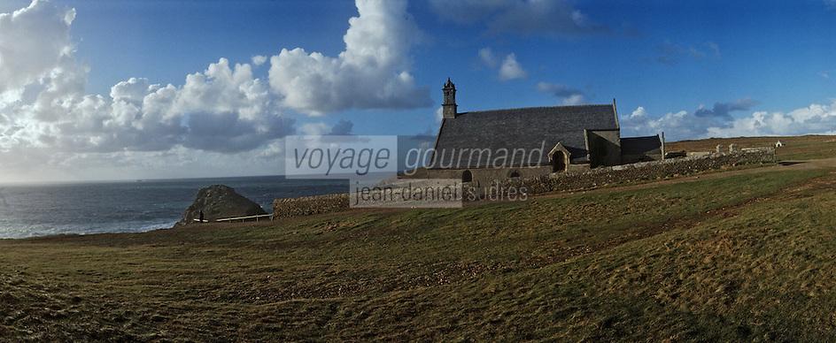 Europe/France/Bretagne/29/Finistère/Pointe du Van: Chapelle Saint They (XVème siècle)