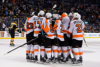 NHL 2015: Flyers vs Bruins OCT 21
