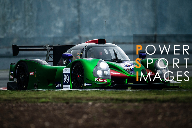 Wineurasia, #99 Ligier JSP3, driven by Richard Bradley, William Lok and Philippe Descombes in action during the Free Practice 1 of the 2016-2017 Asian Le Mans Series Round 1 at Zhuhai Circuit on 29 October 2016, Zhuhai, China.  Photo by Marcio Machado / Power Sport Images