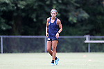 CARY, NC - JULY 11: Darian Jenkins. The North Carolina Courage held a training session on July 11, 2017, at WakeMed Soccer Park Field 6 in Cary, NC.