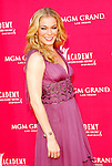 LeAnn Rimes at the 2008 ACM Awards at MGM Grand in Las Vegas, May 18 2008.