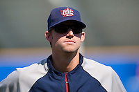 27 September 2009: Buck Coats of Team USA is seen prior to the 2009 Baseball World Cup gold medal game won 10-5 by Team USA over Cuba, in Nettuno, Italy.