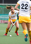 AMSTELVEEN - Hockey - Hoofdklasse competitie dames. AMSTERDAM-DEN BOSCH (3-1) . Pien Sanders (Den Bosch).     COPYRIGHT KOEN SUYK