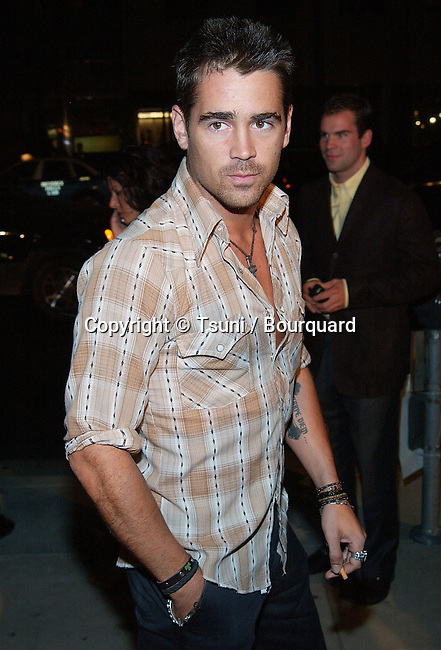 "Colin Farrell arriving at ""The Truth About Charlie"" premiere at the Academy of Motion Pictures in Los Angeles. October 16, 2002.           -            FarrelColin36.jpg"