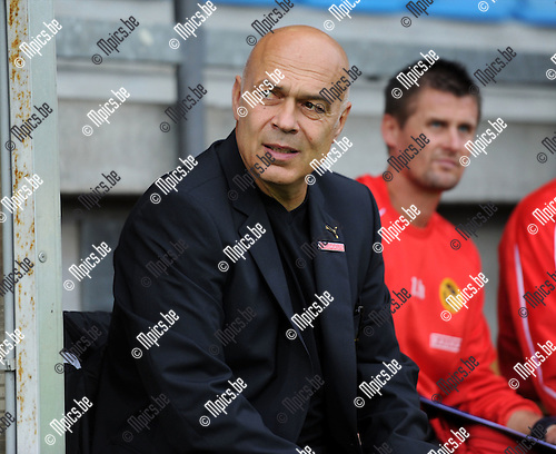 2011-08-04 / Voetbal / season 2011-2012 / Uefa Europa League, third qualifying round / KVC Westerlo - BSC Young Boys / Christian Gross..Foto: mpics