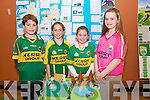 Brian McElligott, Eimear Litchfield, Grace O'Connor, Lara Flynn, Rock Street/Caherslee - My County, at the Kerry Community Games Project Final in the KDYS Denny Street on Friday