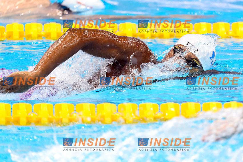 Joris BOUCHAUT FRA <br /> 400m Freestyle Men <br /> London, Queen Elizabeth II Olympic Park Pool <br /> LEN 2016 European Aquatics Elite Championships <br /> Diving  <br /> Day 08 16-05-2016<br /> Photo Andrea Staccioli/Deepbluemedia/Insidefoto