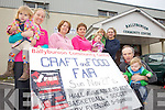 CRAFT FAIR: Planning ahead for the Ballybunion Craft and Food Fair on November 27th: Lola Cahill, Sorcha Weadick, Patsy Gleeson, Noreen Keane, Lucy Cahill, Kerry McCaughey, Evanna McCaughey, Karl White, Harry White.