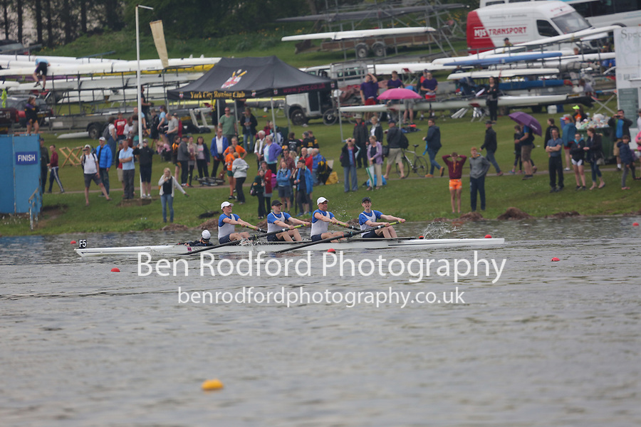 Race: 86  Event: J16 4+   Final A <br /> <br /> Junior Inter Regional Regatta 2018<br /> <br /> To purchase this photo, or to see pricing information for Prints and Downloads, click the blue 'Add to Cart' button at the top-right of the page.