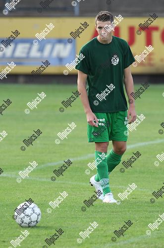 2009-07-23 / Voetbal / seizoen 2009-2010 / Dessel Sport / Milos Melis..Foto: Maarten Straetemans (SMB)