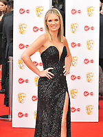 Charlotte Hawkins at the British Academy (BAFTA) Television Awards 2019, Royal Festival Hall, Southbank Centre, Belvedere Road, London, England, UK, on Sunday 12th May 2019.<br /> CAP/CAN<br /> &copy;CAN/Capital Pictures