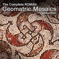 Pictures of Geometric Roman Mosaics - Pictures & Images -