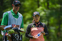 Moriya Jutanugarn (THA) looks over her tee shot on 2 during round 1 of the U.S. Women's Open Championship, Shoal Creek Country Club, at Birmingham, Alabama, USA. 5/31/2018.<br /> Picture: Golffile | Ken Murray<br /> <br /> All photo usage must carry mandatory copyright credit (&copy; Golffile | Ken Murray)