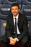 2014-05-21-Luis Enrique unveiled as new FC Barcelona coach.