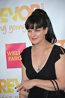 Pauley Perrette at the 2014 TrevorLIVE Los Angeles Gala at the Hollywood Palladium.<br /> December 7, 2014  Los Angeles, CA<br /> Picture: Paul Smith / Featureflash