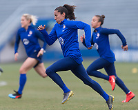 USWNT Training, March 27, 2019
