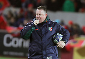 9th December 2017, Thomond Park, Limerick, Ireland; European Rugby Champions Cup, Munster versus Leicester Tigers; Matt O'Connor, Head Coach, Leicester Tigers,