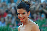 "sandra bullock attends ""The Gravity"" photocall during the 70th Venice Film Festival in Italy, on  August 28, 2013. (Photo by Adamo Di Loreto/BuenaVista*photo)"