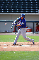 Shane Victorino - Chicago Cubs 2016 extended spring training (Bill Mitchell)