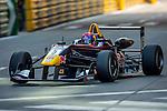 Max Verstappen races the Formula 3 Macau Grand Prix during the 61st Macau Grand Prix on November 15, 2014 at Macau street circuit in Macau, China. Photo by Aitor Alcalde / Power Sport Images