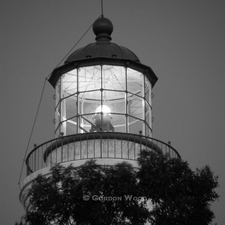 Point Clark Lighthouse in the Evening