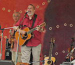 David Bromberg performing on Rainbow Stage during the Clearwater's Great Hudson River Revival Music & Environmental Festival 2011 at Croton Point Park, Croton-on-Hudson, NY on Saturday June 18, 2011. Photo copyright Jim Peppler/2011.