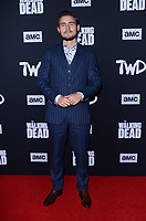"""LOS ANGELES - SEP 23:  Callan McAuliffe at the """"The Walking Dead"""" Season 10 Premiere Event at the TCL Chinese Theater on September 23, 2019 in Los Angeles, CA"""