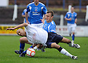 Queen of the South v Falkirk 14th April 2012