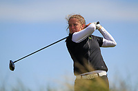 Ana Foster (Elm Park) during the final round at the Irish Woman's Open Stroke Play Championship, Co. Louth Golf Club, Louth, Ireland. 12/05/2019.<br /> Picture Fran Caffrey / Golffile.ie<br /> <br /> All photo usage must carry mandatory copyright credit (&copy; Golffile | Fran Caffrey)