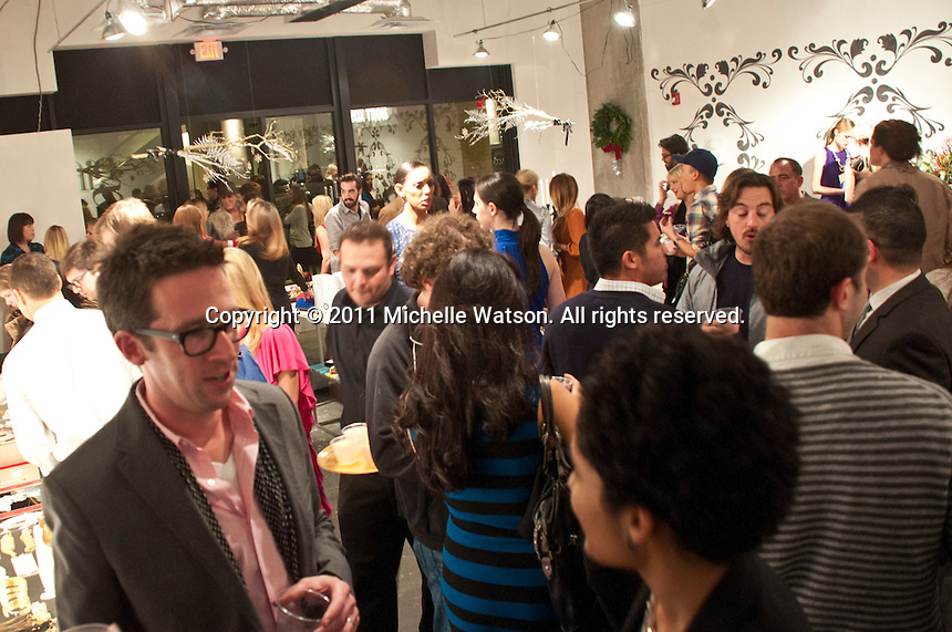 RentTheRunway.com Launch at Gift on West Ave.