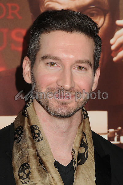 "27 October 2015 - Beverly Hills, California - Garrett Hines. ""Trumbo"" Los Angeles Premiere held at the AMPAS Samuel Goldwyn Theater. Photo Credit: Byron Purvis/AdMedia"
