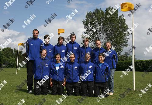 2007-05-12 / Junioren Boeckenberg korfbal