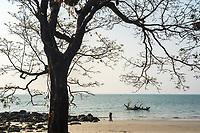 Dawei Peninsula, Myanmar