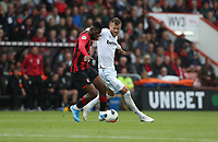 Bournemouth's Jefferson Lerma and West Ham United's Andriy Yarmolenko<br /> <br /> Photographer Rob Newell/CameraSport<br /> <br /> The Premier League - Bournemouth v West Ham United - Saturday 28th September 2019 - Vitality Stadium - Bournemouth<br /> <br /> World Copyright © 2019 CameraSport. All rights reserved. 43 Linden Ave. Countesthorpe. Leicester. England. LE8 5PG - Tel: +44 (0) 116 277 4147 - admin@camerasport.com - www.camerasport.com