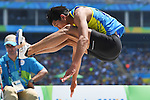 Romily Abdul Latif (MAS), <br /> SEPTEMBER 11, 2016 - Athletics : <br /> Men's Lomg jump T44 Final <br /> at Olympic Stadium<br /> during the Rio 2016 Paralympic Games in Rio de Janeiro, Brazil.<br /> (Photo by AFLO SPORT)