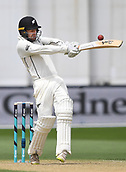 3rd December 2017, Wellington, New Zealand;  Tom Blundell batting.<br /> Day 3. New Zealand Black Caps v West Indies. 1st test match of the ANZ International Cricket Season 2017/18 season. Basin Reserve, Wellington,